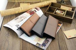 Wholesale new hot men s long paragraph fold wallet Men s multifunction wallet zipper bag