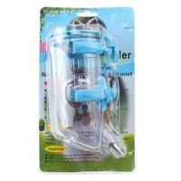Cheap No Drip Dog Top-Fill Water Bottle Drinker Pet Water Dispenser Pet Water Feeder Stainless Steel Inlet 350ml YPET0013