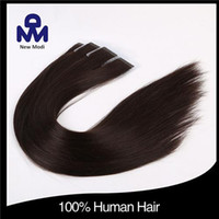 Wholesale Newest Skin Wefts Tape In Human Hair Extension Best Hair Products Indian Remy Hair For Sale Online OJ785