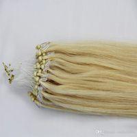 Cheap Loop Micro Ring Hair Best Brazilian Pruvian Hair