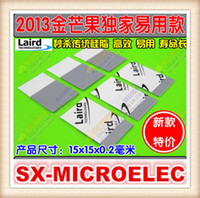 Wholesale Original imported CPU solid phase change grease mat MM laptop cooling Specials