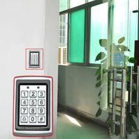 electronic key door lock - electric bolt lock electronic gate motor door security proximity entry lock keypad access control system key cards