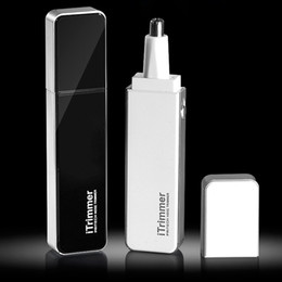 Wholesale Hot selling nose trimmer for nose brand electric trimer cleaner for nose and ear for men nose trimmer