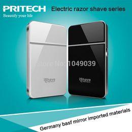 Wholesale mans shaving mA W electric shaver razor for men ishave charging razor Beard trimmer black white
