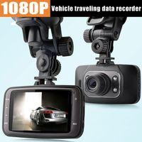 Wholesale HD P Car DVR Vehicle Camera Video Recorder Dash Cam G sensor HDMI GS8000L Car recorder DVR