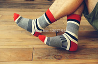 Wholesale 2014 high quanlity fashion sports autumn and winter man socks cotton SC123