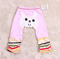 Wholesale On Line Discount Boys and Girls Summer Cotton Baby Boy Pants Big Ass Pants Baby PP Pants