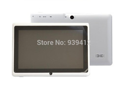 "Q88 7"" Quad Core ATM7031 Android4.4 Tablet PC MID Capacitive Dual Camera 4GB 512MB Tablet PC WIFI"