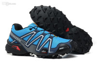 salomon shoes - Newest Hiking Shoes Salomon Speedcross High Mileage Racing Running Shoes Lightweight and Breathable Cycling Bike Shoes Via EMS CPA