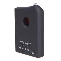 Wholesale Wireless Anti Spy Detector LDRF DT1 Hidden Camera GSM Audio Bug Finder GPS Signal Lens RF Tracker H11627