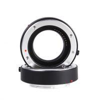Wholesale Fotga Metalb Ring Mount Macro AF Auto Focus Extension DG Tube mm mm Set for Sony E mout NEX NEX A7R A3000 Camera D1426
