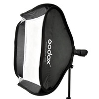 flash light diffuser - Godox cm quot quot Softbox Diffuser with S type Bracket Bowens Holder for Speedlite Flash Light Black White D1428
