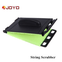 ace bass - JOYO ACE String Scrubber Fingerboard Cleaner for Guitar Bass Stringed Instrument New Arrivel Guitar String Cleaner I429