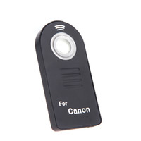 Wholesale IR Wireless Infrared Shutter Release Remote Control for Canon D D D D D Rebel XTi XSi T1i DSLR Camera D1355