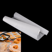 Cheap Non Stick Parchment Baking Paper Sheet Roll Mat 425 Fahrenheit for Baking Cooking Barbecue Cooking Tools Kitchen Accessories H11720