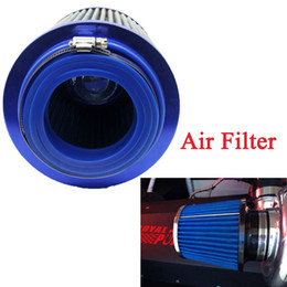 Wholesale Universal Auto Vehicle Car Air Filter Cold Air Intake mm Dual Funnel Adapter works for mm Round Tapered K1318