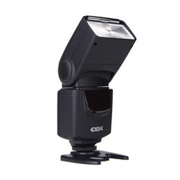 Wholesale 100 Original DBK DF GN33 Camera Flash Speedlite Speedlight for Canon D D D D D Nikon D90 D80 D5200 D7100 Pentax D1406