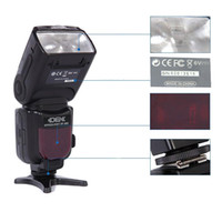 nikon - New DBK DF N i TTL Flash Speedlite Speedlight Light for Nikon D800 D600 D5000 D60 D610 D5100 D3000 D1409