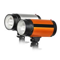 Wholesale 300WS Photography Studio Strobe Photo Flash Light V Silvery US Plug Silvery Golden D1435