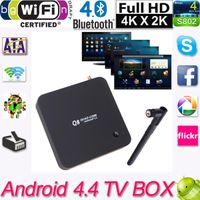 HDMI XBMC Media Player RK3288 Smart TV Box Android Quad-Core e-Mail-T7 GPU 2G 8G 2.4 G/5G Wifi Bluetooth4.0 Filmato 3D V791