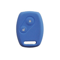 Wholesale Silicone Protective Case Cover Holder For Honda Buttons Remote Key BT blue red green blue purple