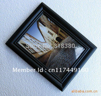 wood photo frame - 2014 Top Fashion Time limited Europe Inch Quadros Wood Photo Frame