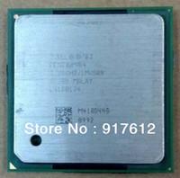 Socket 478 - INTEL Pentium GHz SOCKET P4 G E MB Cache FSB MHZ computer CPU