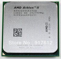 Wholesale AMD K10 CPU AMD Athlon II X2 GHz Socket AM3 Processor W MHZ Pib Dual Core