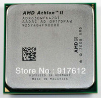 Wholesale AMD K10 Athlon II X4 Quad Core Processor GHz Socket AM3 pin M L2 cache nm W bit Desktop computer CPU
