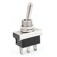 Wholesale Racing Car Auto On Off Position Toggle Switch DC12V A Pin
