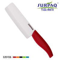 Wholesale 6 Inch Ceramic Santoku Knife Mincing Knife Slicing Knife Best for Slicing Boneless Meats Fruits and Vegetables Diswasher Safed Christmas