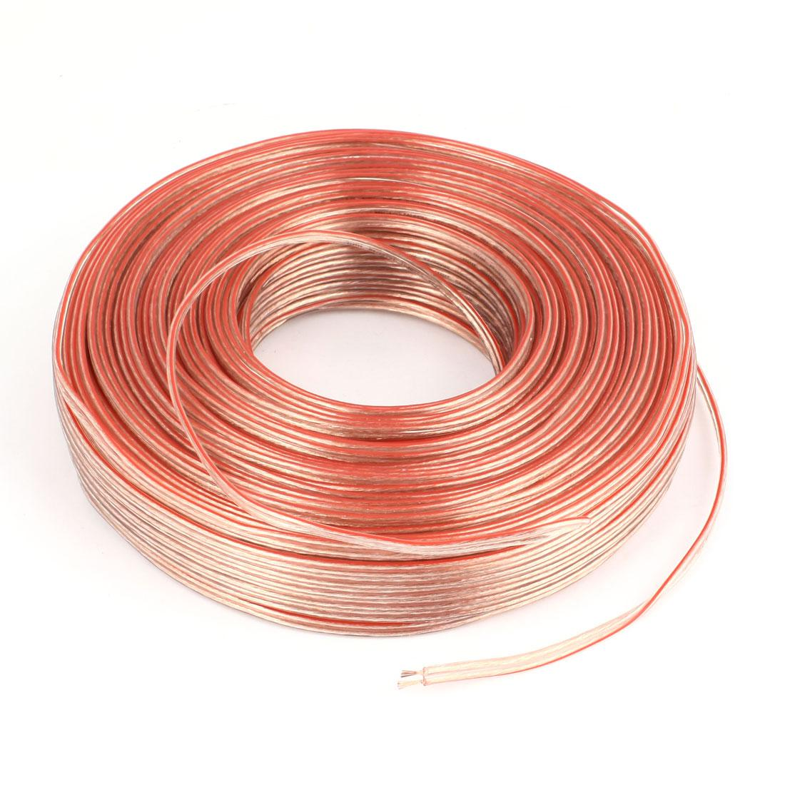 80 meter 262 4 feet speaker wire cable cord coil car home audio see larger image