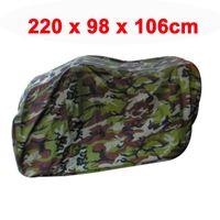 Wholesale Camouflage Print Quad Bike ATV Waterproof Rain Snow Resistant Cover Army Green