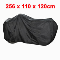 Wholesale Waterproof Weather Dust Resistant Quad Bike ATV Cover Black cm Long