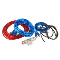 Cheap Auto Car Audio Cable Power Cord Amplifier Wiring Kit