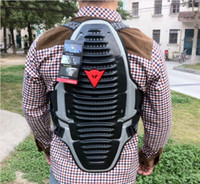 body armor - Motorcycle protector armor Bike Rock Climbing Back Protector Body Spine Armor One Size drop shipping