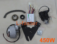 electric bicycle motor - 24V36V W Electric Bike Conversion Kit Electric Bicycle Motor Kit DIY E scooter Motor Kit Electric Vehicle Change Set