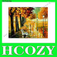 Wholesale 2014 Sale Top Fasion Handpainted Canvas Wall Art Painting Acrylic Flowers Palette Knife Oil Home Decoration51z