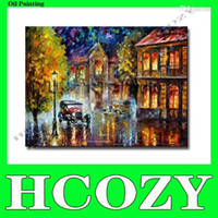 Wholesale 2014 Direct Selling Real Freeshipping Handpainted Canvas Wall Art Painting Acrylic Flowers Palette Knife Oil Home Decoration147z