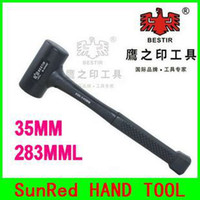 Wholesale SunRed BESTIR taiwan made excellent quality mmL mm door strik hand tools rubber sledge hammer NO