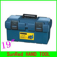 Wholesale BESTIR taiwan original tray thickening PVC quot plastic tool case high quality industry tool box NO and retail