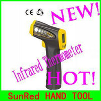 Wholesale BESTIR brand new high quality Intelligent Testing infrared thermometer V power NO freeshipping