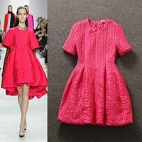 Cheap warm dress Best fashion runway