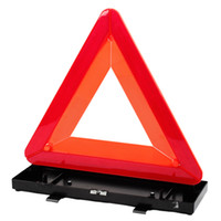 Wholesale Car Traffic Triangle Plastic Reflecting Danger Sign Red cm x cm x cm