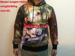 Wholesale 2014 newest U S hip hop men unisex Le bain pullover hoodie french high quality terry fleece
