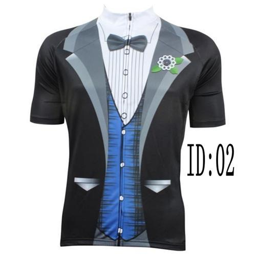 Cosplay bike shirt top quality stylish printing short for Best quality shirts to print on