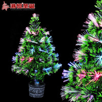 fiber optic tree - Colorful cm Christmas decoration fiber optic battery christmas fiber optic colorful christmas tree g