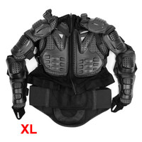 Wholesale Motorcycle Protective Clothing Sports Safety Jacket Body Armor Black XL