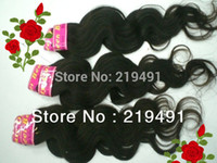 Wholesale Cheap brazilian hair body wave remy human hair extensions quot quot quot quot quot quot quot quot beauty queen hair products