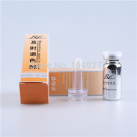 Wholesale 2Pcs Bleaching Agent In Time Liquid Products Use For Eyebrow Lips Permanent Makeup Tattoo Errors